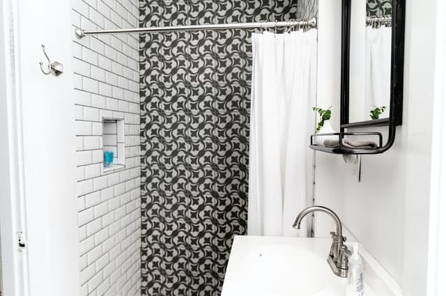 Can You Use A Regular Shower Curtain, What Does Stall Size Shower Curtain Mean